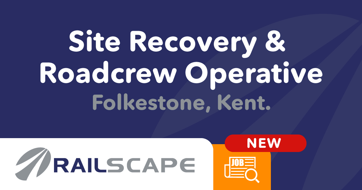 Site Recovery & Roadcrew Operative - Eurotunnel